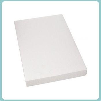 Panel PVC espumado blanco