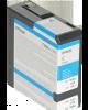 Cartucho tinta cian Epson T5802 80 ml.