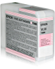 Cartucho tinta magenta vivo claro Epson T580B 80 ml