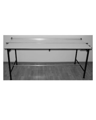 Dobladora Ovili de materiales Termoplásticos de 1 línea - 200cm