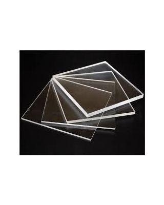 Planchas de metacrilato transparente de Colada