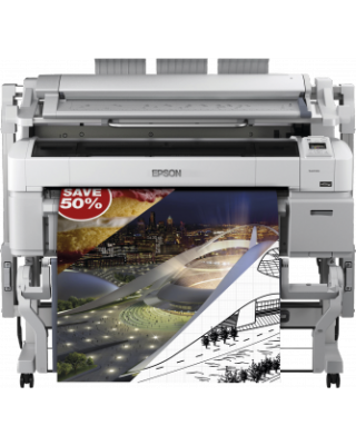 Plotter 36″ Epson Surecolor SC-T5200 MFP HDD