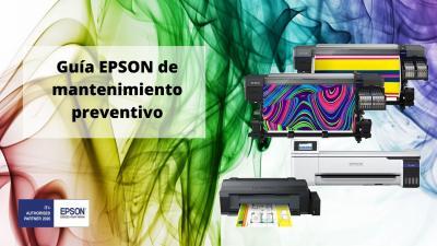 Epson y su guía de mantenimiento