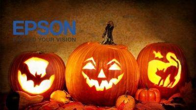 Halloween con Epson