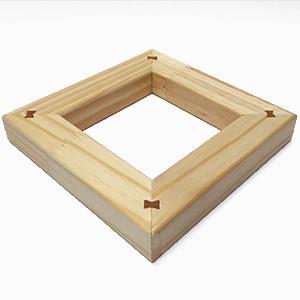 bastidores de madera para lienzo